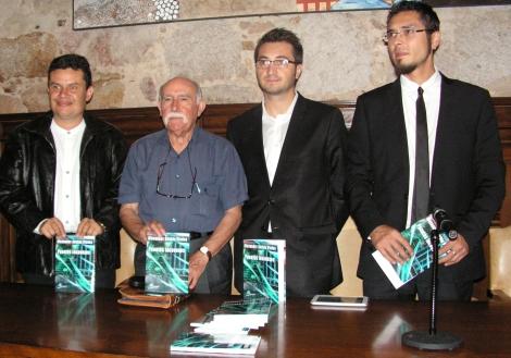 Presentación Ediciones Mundi Book en Universidad de Salamanca