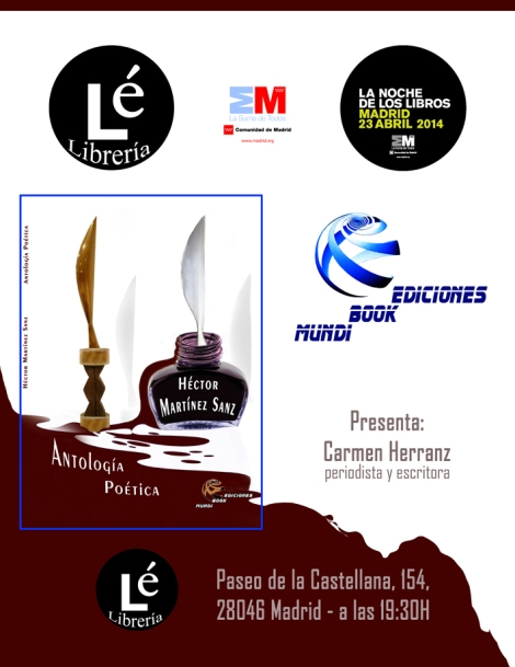 Libreria Lé - Editorial Mundi Book - Héctor Martínes Sanz - web