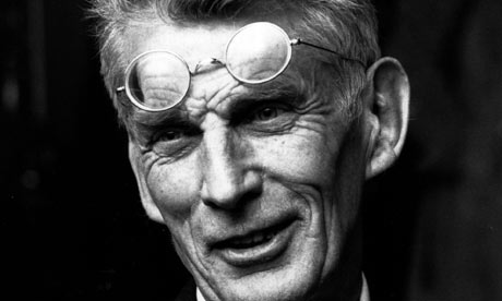 Samuel Beckett. Photograph: Reg Lancaster/Hulton Archive